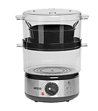 Nesco® 5-qt. BPA Free Food Steamer
