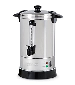 Nesco® 30-cup Double Wall Stainless Steel Coffee Urn