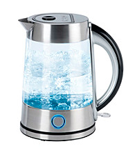 Nesco® 1.7-liter Electric Glass Water Kettle