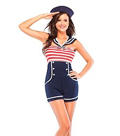Pin Up Sailor Adult Costume
