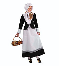 Pilgrim Lady Adult Costume