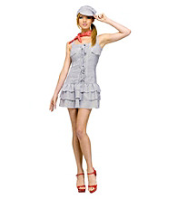Cute Caboose Adult Costume