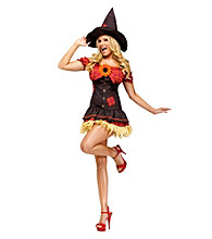 Scarecrow Sweetie Adult Costume