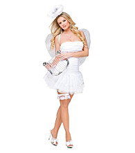 Heaven On Earth Angel Adult Costume