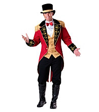 Ringmaster Adult Costume
