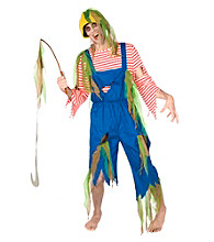 Zombie Fisherman Adult Costume
