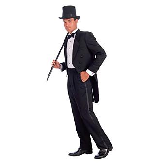 Vintage Hollywood Man's Tuxedo Adult Costume