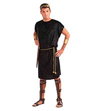 Tunic Black Adult Costume