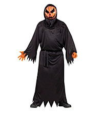 Bleeding Evil Pumpkin Adult Costume