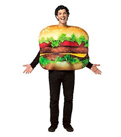 Cheeseburguer Adult Costume