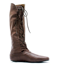 Renaissance Brown Adult Boots