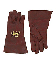 Medieval Brown Adult Gloves