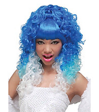 Rap Princess Adult Wig