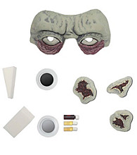 Graveyard Zombie Makeup Kit