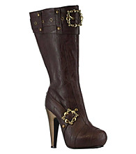 Aubrey Brown Steampunk Adult Boots