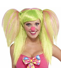 Circus Sweetie Lollypop Lilly Wig