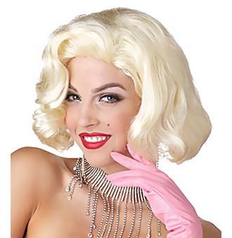 Diamonds Marilyn Monroe Adult Wig