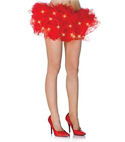 Light-Up Red Tutu Adult