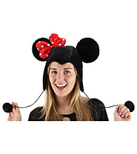 Minnie Mouse Hoodie Adult Hat
