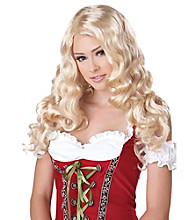 Passion Blonde Adult Wig