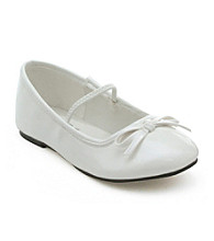 White Ballet Child Shoes