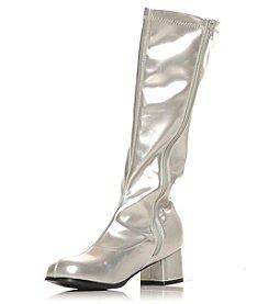 Dora® Silver Child Boots