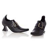 Hazel Black Child Shoes