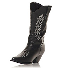 Rodeo Black Child Boots