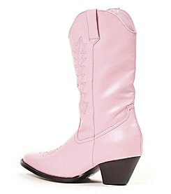 Rodeo Pink Child Boots