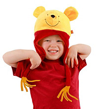 Winnie the Pooh™ Yellow Hoodie Child Hat