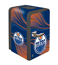 NHL® Edmonton Oilers Portable Party Fridge