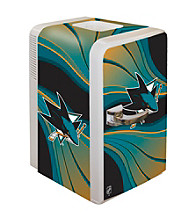 NHL® San Jose Sharks Portable Party Fridge