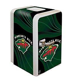 NHL® Minnesota Wild Portable Party Fridge