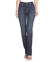 Nine West Vintage America Collection® Straight Leg Jean