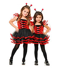 Lady Bug Cutie Child Costume