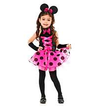 Little Miss Mouse Toddler Costume
