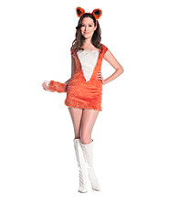 Red Fox Teen Costume