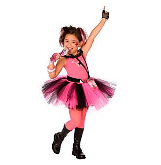 Glam Rocker Child Costume