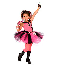 Glam Rocker Child Costume