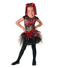 Spunky Spitfire Child Costume