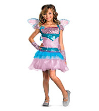 Winx Club Bloom Deluxe Child Costume