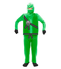 Green Ninja Child Costume