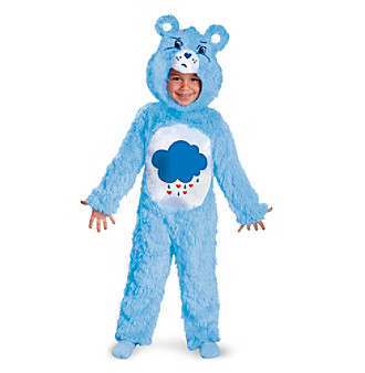 Care Bears Grumpy Bear Deluxe Child Costume