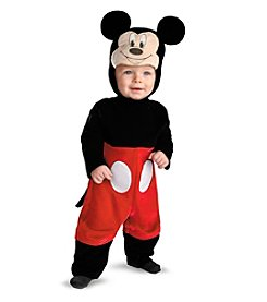 Disney® Mickey Mouse Infant Costume
