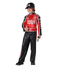 NASCAR Tony Stewart Child Costume
