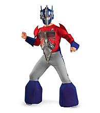 Transformers Optimus Prime Animated Deluxe Child Costume