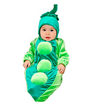 Pea in the Pod Bunting Infant Costume