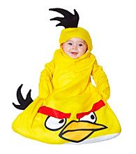 Angry Birds™ Yellow Bird Bunting Infant Costume