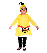 Angry Birds™ Yellow Bird Child Costume