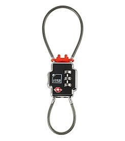 Lewis N. Clark® Lockdown Triple Security Lock